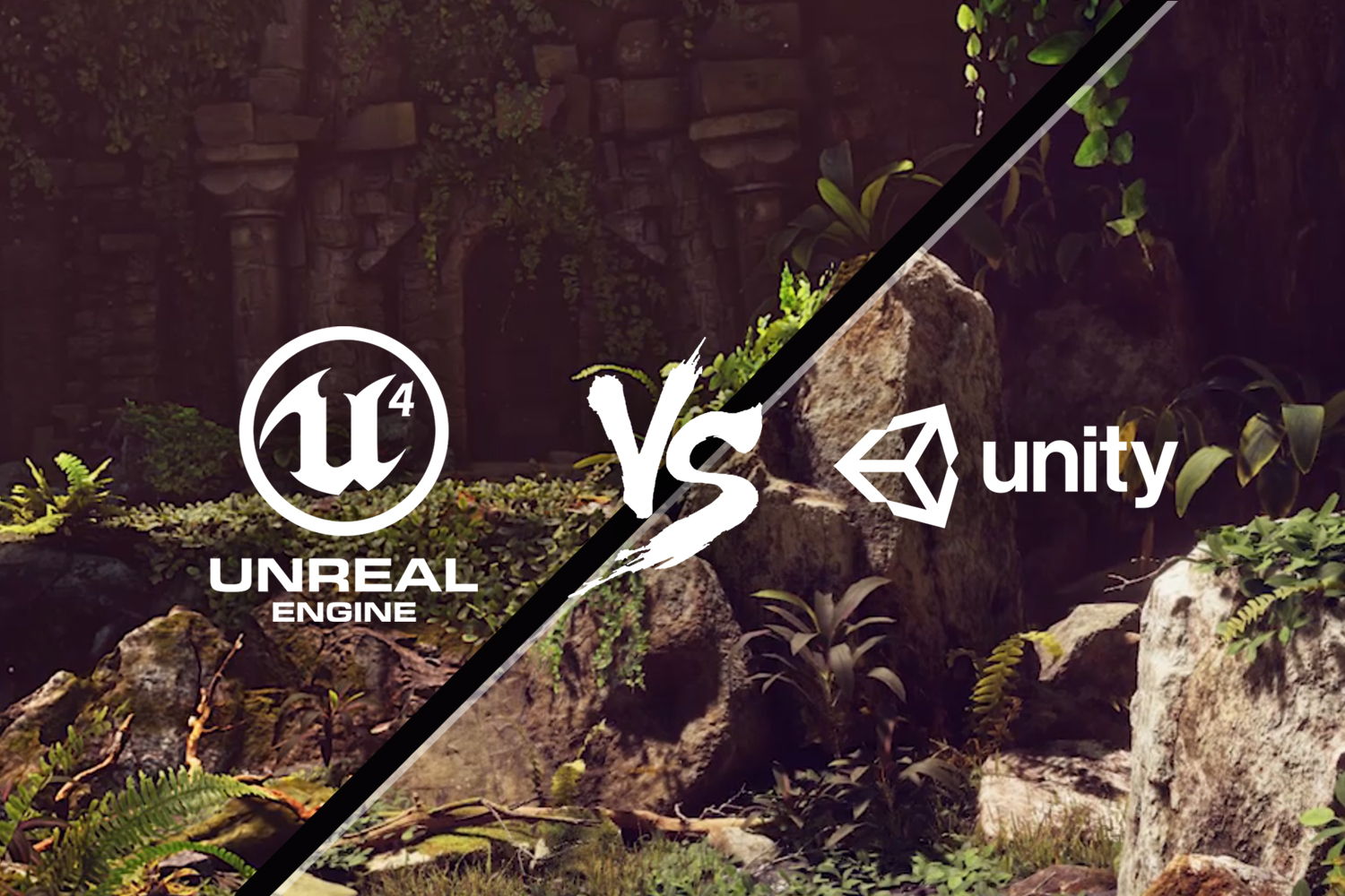 Unreal vs Unity: Choosing the engine that's right for you